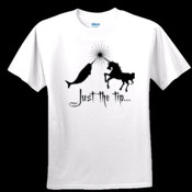 Just the tip... - Gildan Ultra Cotton Youth 100% Cotton T Shirt