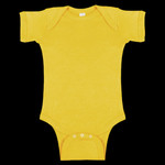 Infants'5 oz. Baby Rib Lap Shoulder Bodysuit