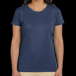 Ladies' 4.4 oz., 100% Organic Cotton Classic Short-Sleeve T-Shirt