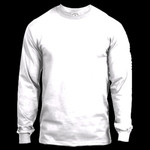 Authentic Pigment 5.6 oz. Pigment-Dyed & Direct-Dyed Ringspun Long-Sleeve T-Shirt