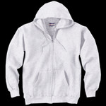 Hanes 10 oz. 90/10 Cotton Full-Zip Hoodie