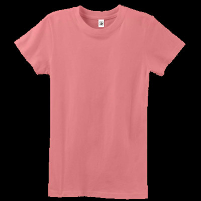 Authentic Pigment Ladies 5.6 oz. Pigment-Dyed & Direct-Dyed Ringspun Cotton