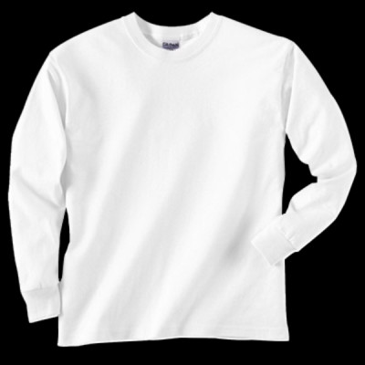 Gildan Youth 6.1 oz. Ultra Cotton Long-Sleeve T-Shirt